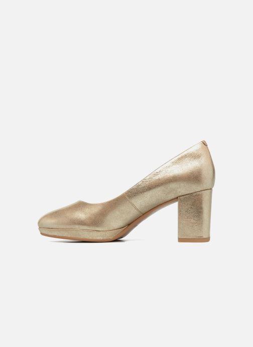 Clarks Kelda Hope (Gold bronze) - Pumps bei bei bei Más cómodo 5dd200