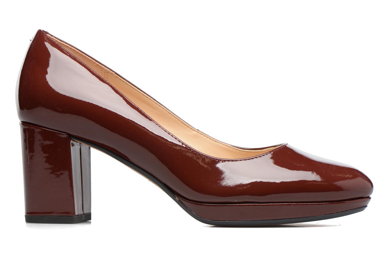 Zapatos de tacón Clarks Kelda Hope Marrón vistra trasera