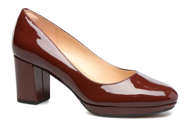 Zapatos de tacón Clarks Kelda Hope Marrón vista de detalle / par