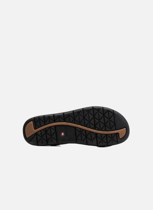 158d3991d2d5 Clarks Unstructured Un Haywood (Black) - Sandals chez Sarenza (285908)