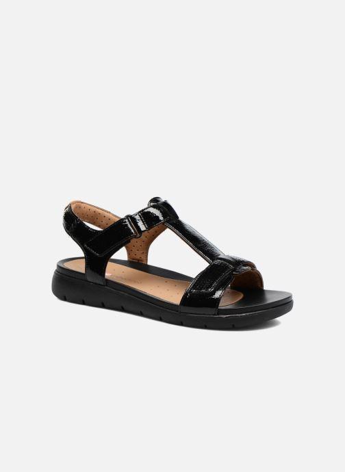 Clarks Unstructured Un Haywood (Noir) Sandales et nu pieds