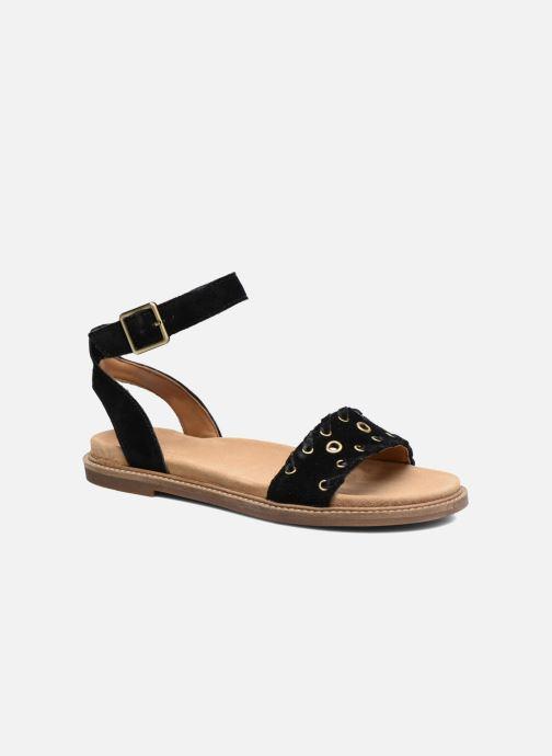 ba5461575ef7e1 Clarks Corsio Amelia (Noir) - Sandales et nu-pieds chez Sarenza (285924)