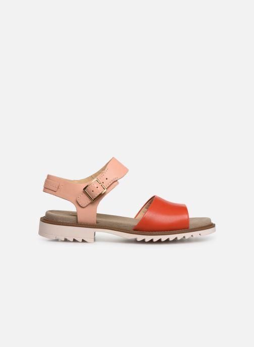 Sandaler Clarks Ferni Fame Pink se bagfra