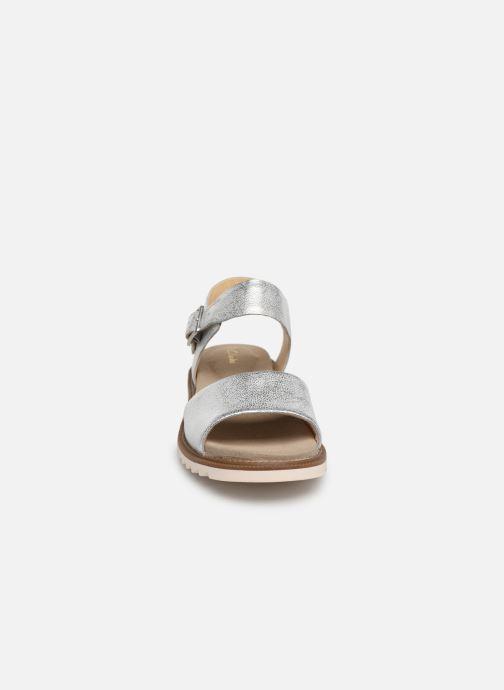 Sandaler Clarks Ferni Fame Sølv se skoene på