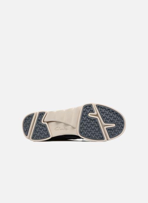 Sneakers Clarks Tri Soul Blå se foroven