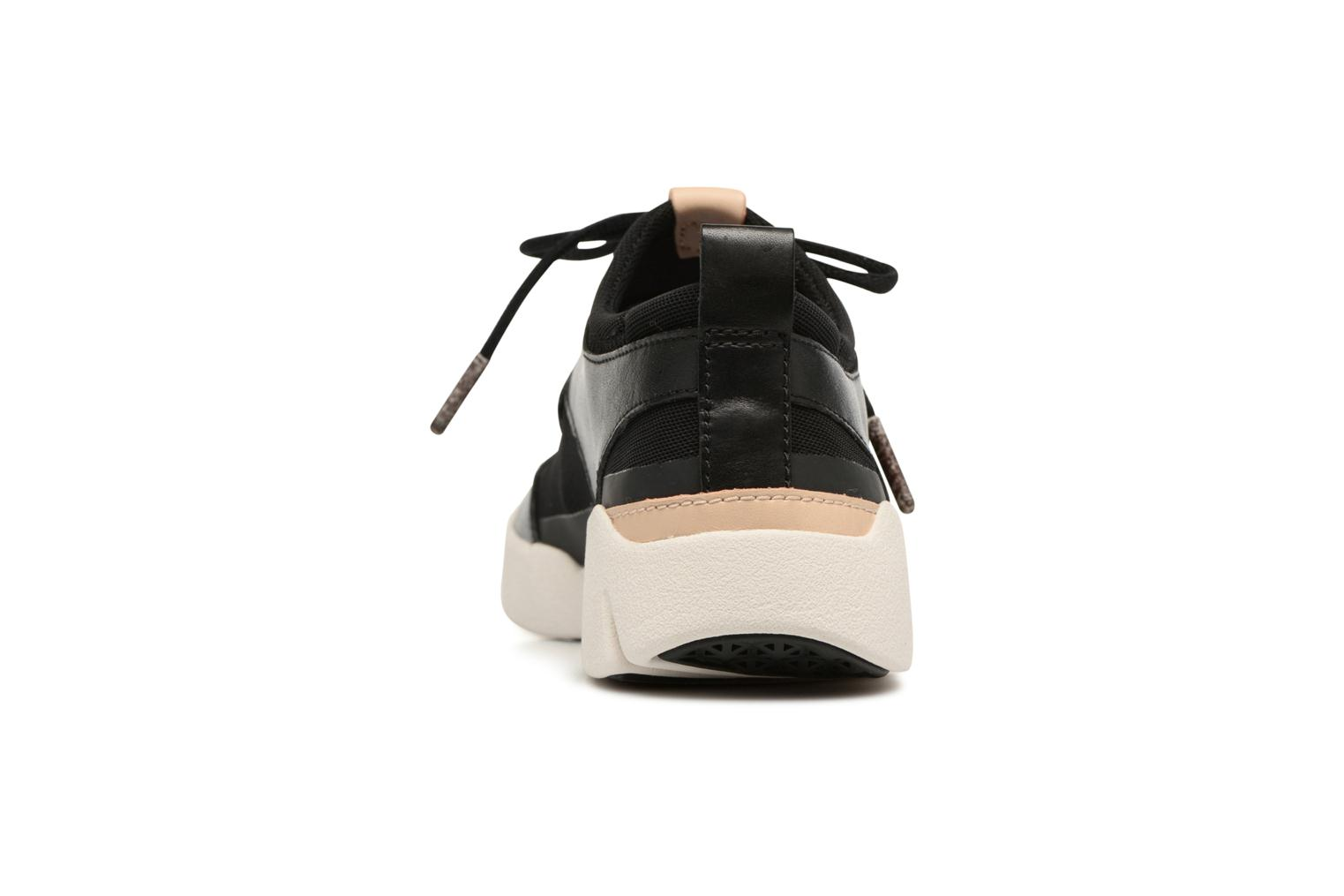 Trainers Clarks Tri Soul Black view from the right
