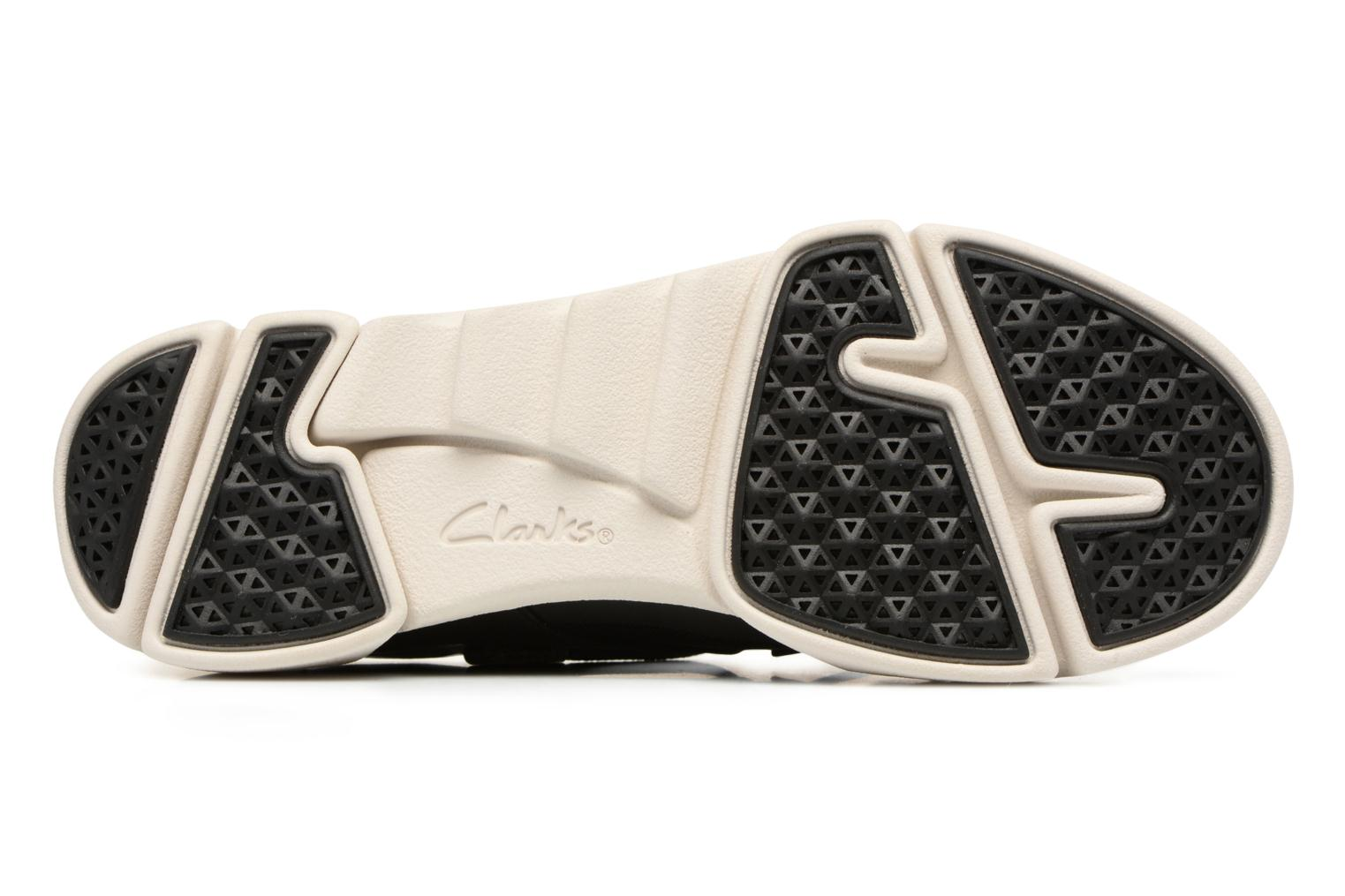 Trainers Clarks Tri Soul Black view from above