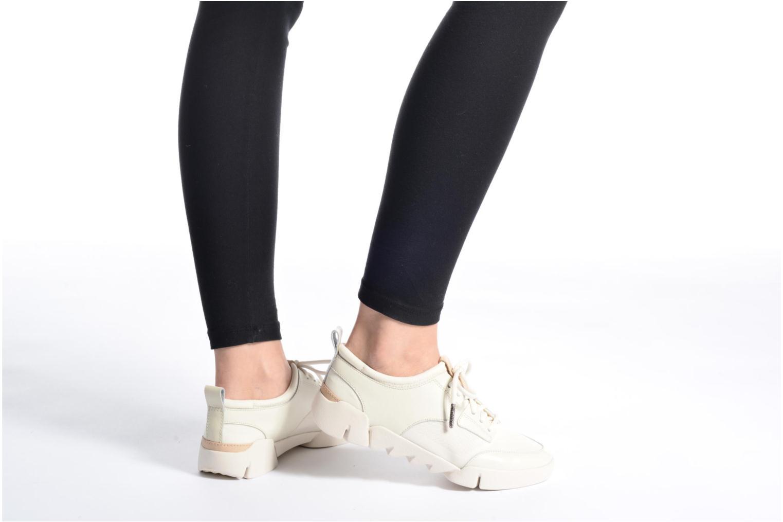 Sneakers Clarks Tri Soul Wit onder