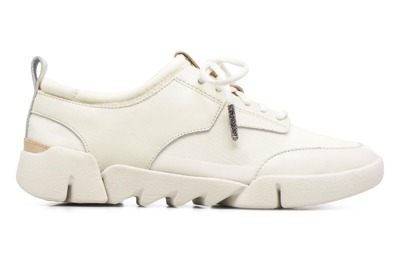Sneakers Clarks Tri Soul Wit achterkant