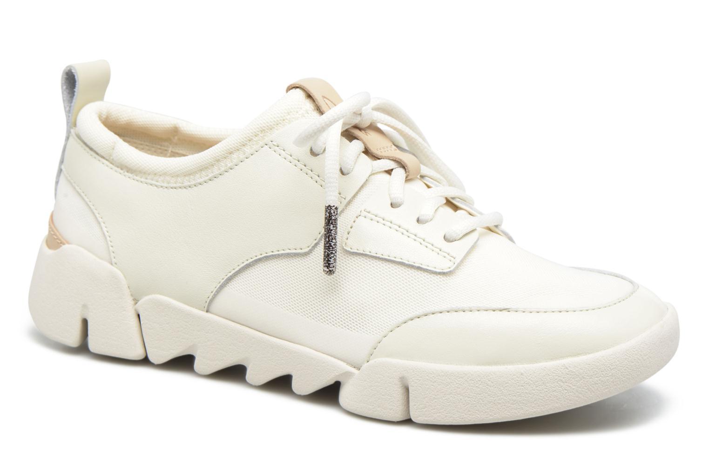 Sneakers Clarks Tri Soul Wit detail