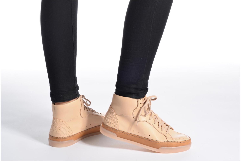 Sneakers Clarks Hidi Haze Rosa immagine dal basso