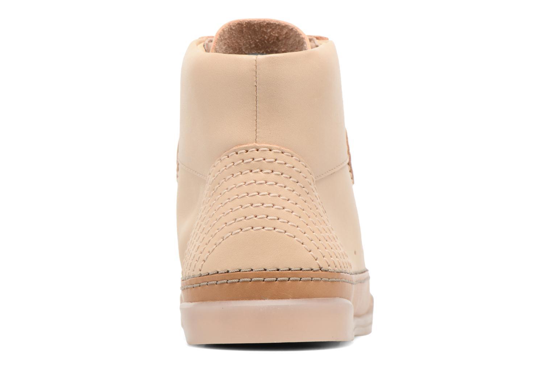 Sneakers Clarks Hidi Haze Rosa immagine destra