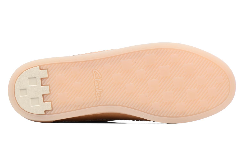 Sneakers Clarks Hidi Haze Rosa immagine dall'alto