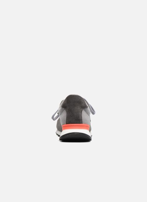 Sneakers Clarks Floura Mix Grijs rechts