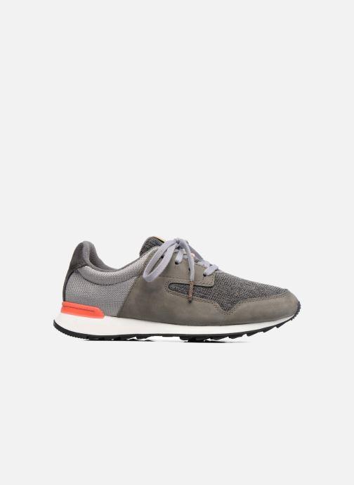 Sneakers Clarks Floura Mix Grijs achterkant