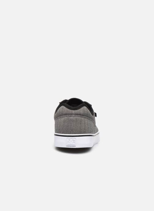Baskets DC Shoes Tonik Tx Se M Gris vue droite