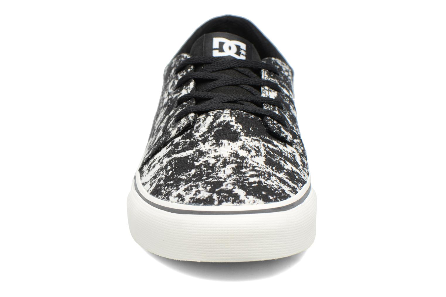 Trainers DC Shoes Trase Tx Le M Black model view