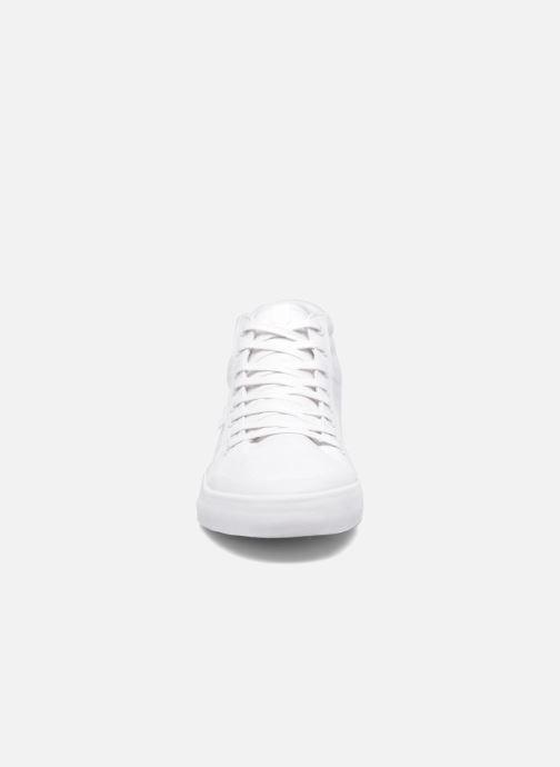 Deportivas DC Shoes Evansmith Hi Tx M Blanco vista del modelo