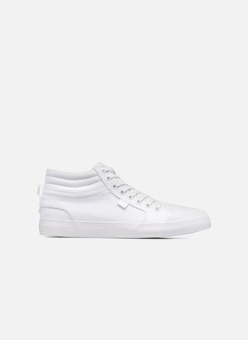 Deportivas DC Shoes Evansmith Hi Tx M Blanco vistra trasera