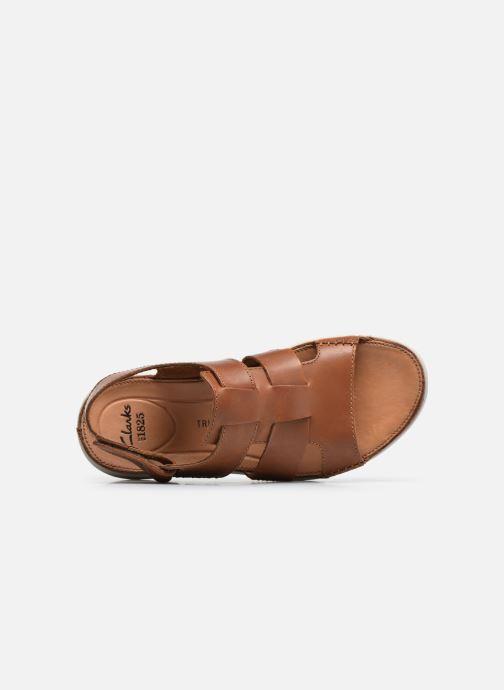 Nu Et Bay pieds Clarks Sandales Trisand Chez marron wUXvp7qxF