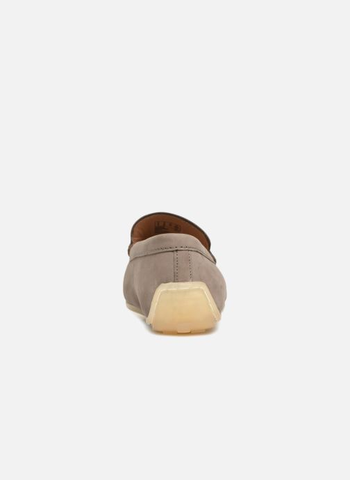 Loafers Clarks Reazor Edge Grey view from the right