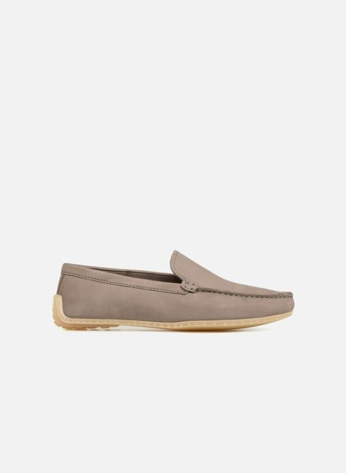 Loafers Clarks Reazor Edge Grey back view