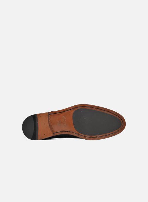 Zapatos con cordones Clarks Coling Boss Negro vista de arriba