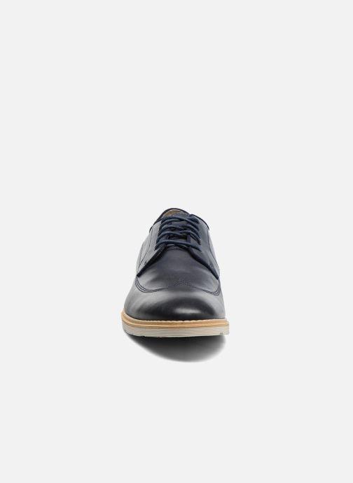 À Style Clarks Chez Sarenza Chaussures bleu 286011 Gambeson Lacets qFnCwOZ4