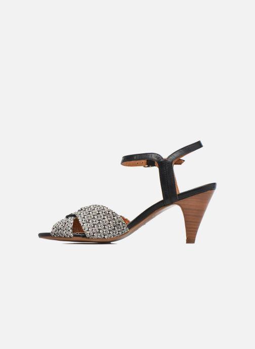 Sandales et nu-pieds Schmoove Woman Pegase Sandal Noir vue face