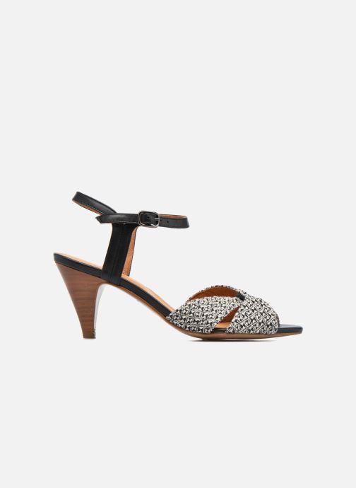 Sandales et nu-pieds Schmoove Woman Pegase Sandal Noir vue derrière