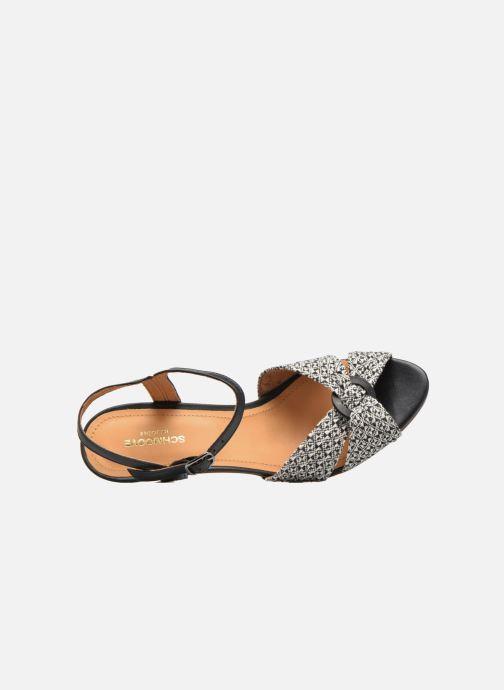 Sandales et nu-pieds Schmoove Woman Pegase Sandal Noir vue gauche