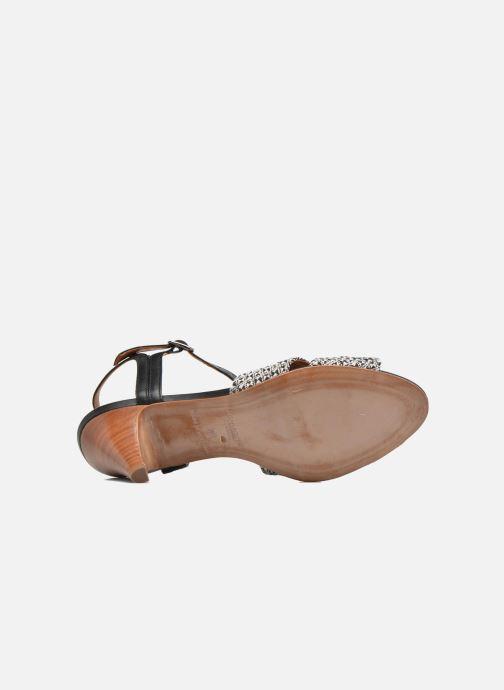 Sandales et nu-pieds Schmoove Woman Pegase Sandal Noir vue haut