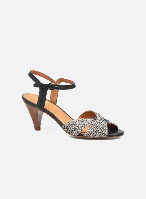 Sandales et nu-pieds Schmoove Woman Pegase Sandal Noir vue détail/paire