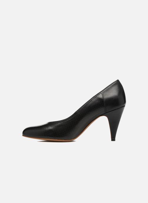 High heels Schmoove Woman Odissey Pump Black front view