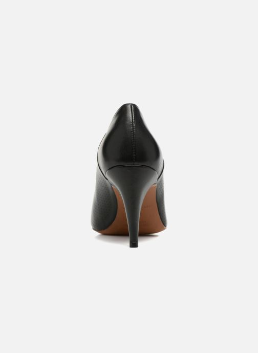 High heels Schmoove Woman Odissey Pump Black view from the right
