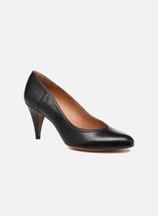 High heels Schmoove Woman Odissey Pump Black detailed view/ Pair view