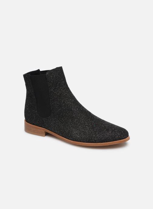 Bottines et boots Anaki Frida Noir vue détail/paire