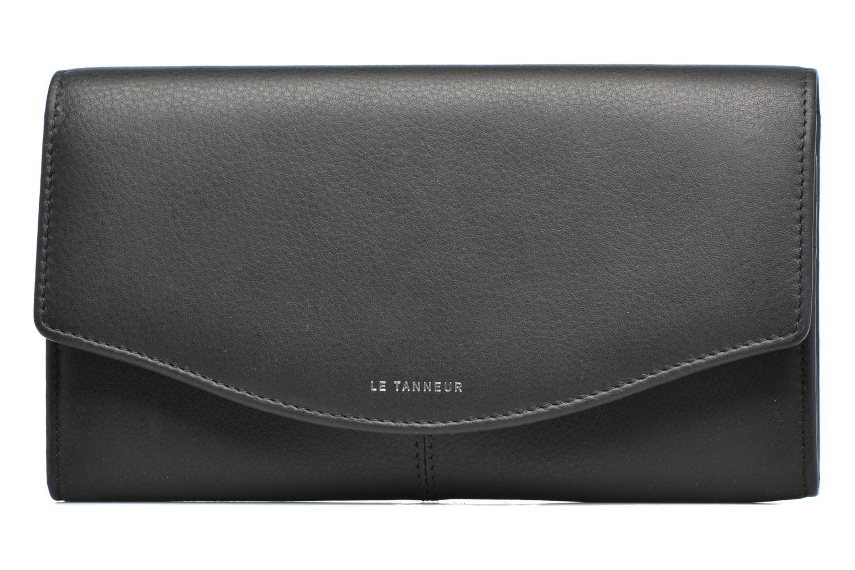 Portemonnaies & Clutches Le Tanneur VALENTINE Porte-monnaie long anti-RFID schwarz ansicht von links