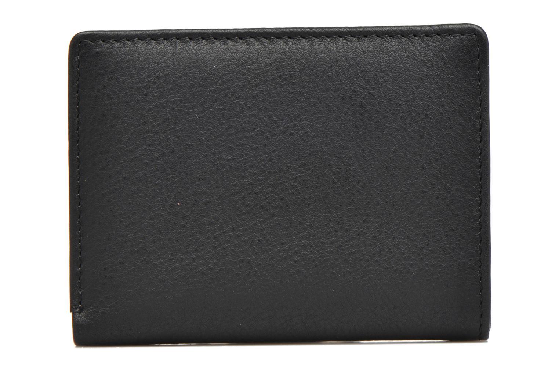 Wallets & cases Le Tanneur VALENTINE Porte-cartes anti-RFID Black front view