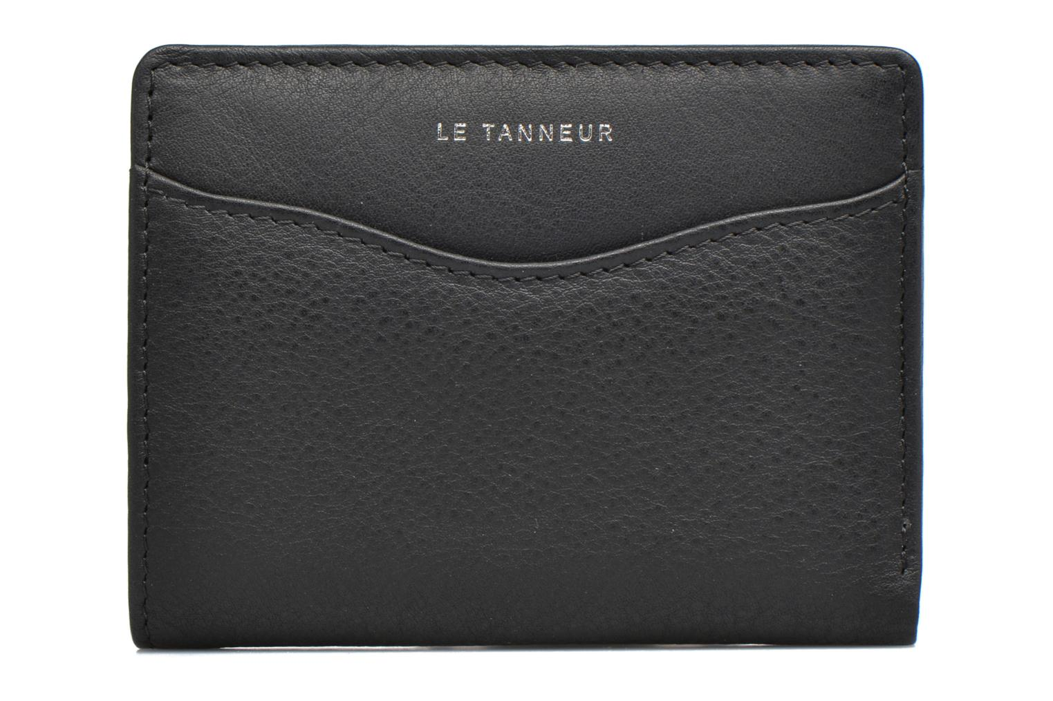 Wallets & cases Le Tanneur VALENTINE Porte-cartes anti-RFID Black view from the left