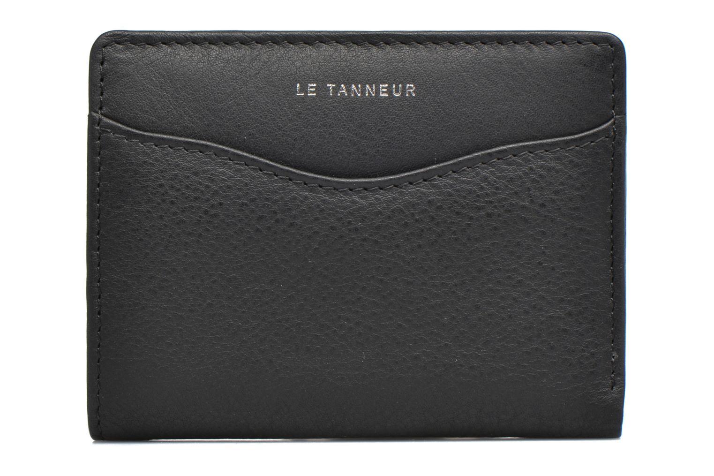 Kleine lederwaren Le Tanneur VALENTINE Porte-cartes anti-RFID Zwart links