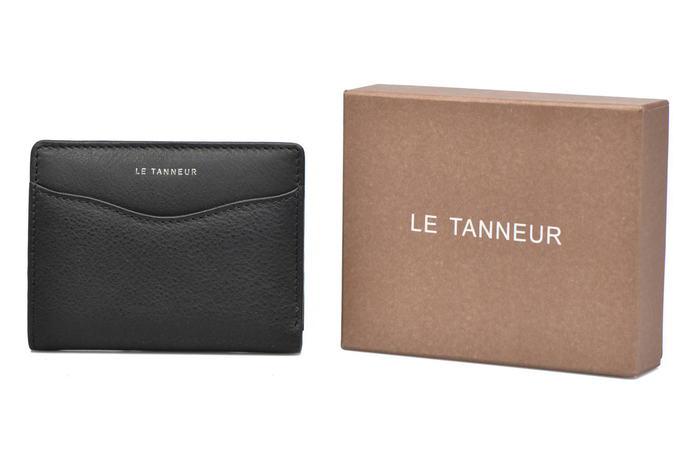 Wallets & cases Le Tanneur VALENTINE Porte-cartes anti-RFID Black detailed view/ Pair view