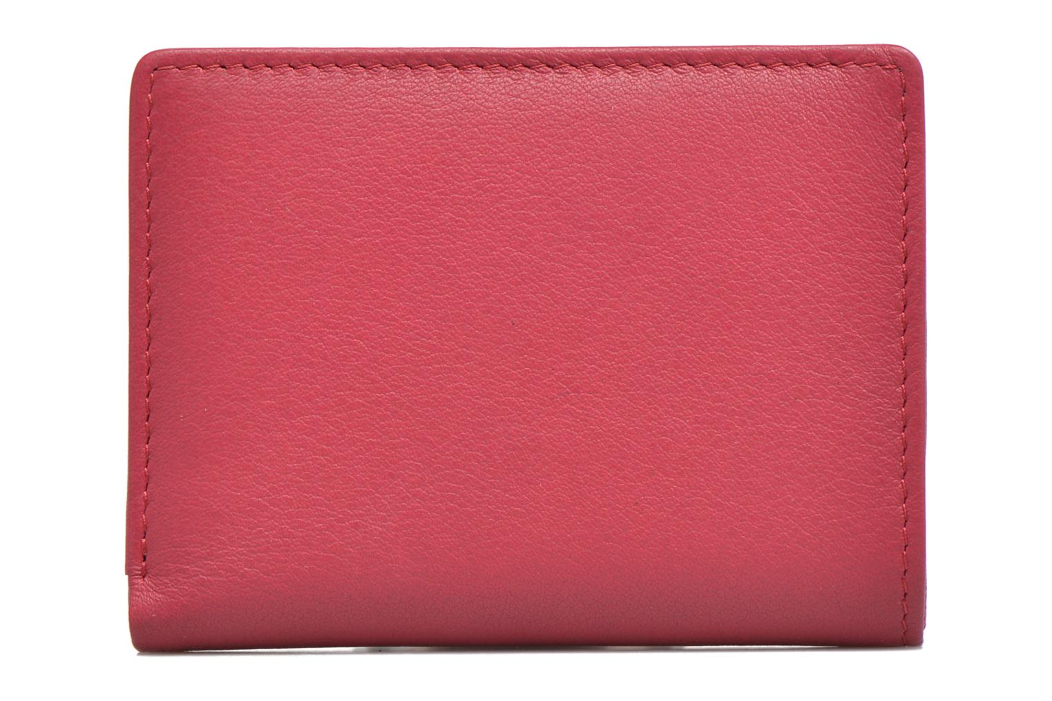 Wallets & cases Le Tanneur VALENTINE Porte-cartes anti-RFID Pink front view