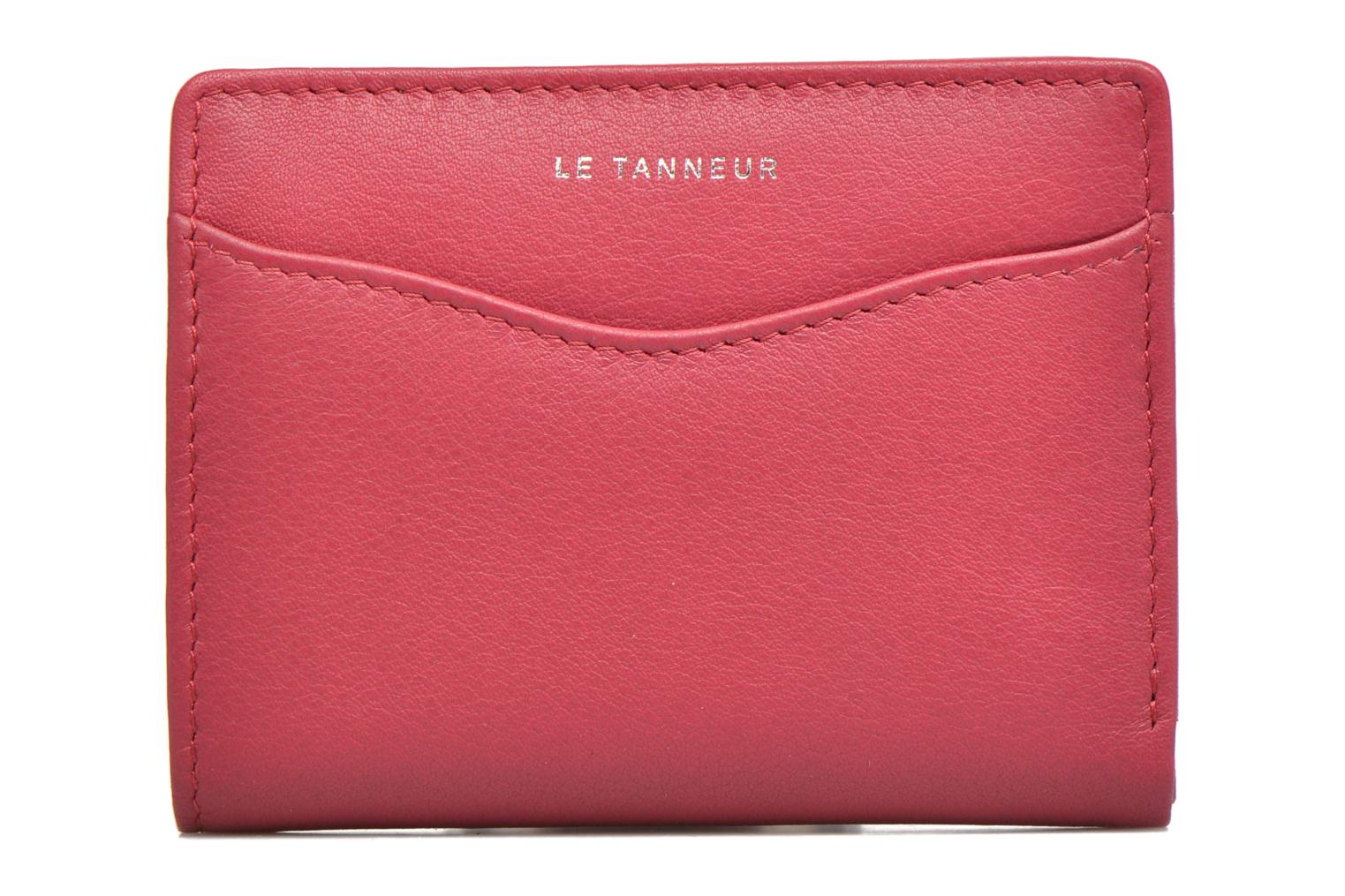 Wallets & cases Le Tanneur VALENTINE Porte-cartes anti-RFID Pink view from the left