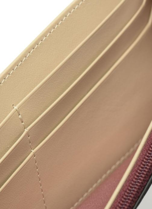 Kleine lederwaren Le Tanneur LILY Porte-monnaie long Multicolor achterkant