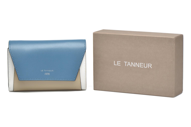 Punge og etuier Le Tanneur LILY Porte-monnaie Multi detaljeret billede af skoene