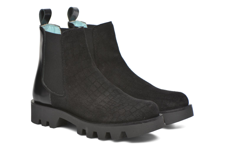 Bottines et boots Apologie Roger Noir vue 3/4