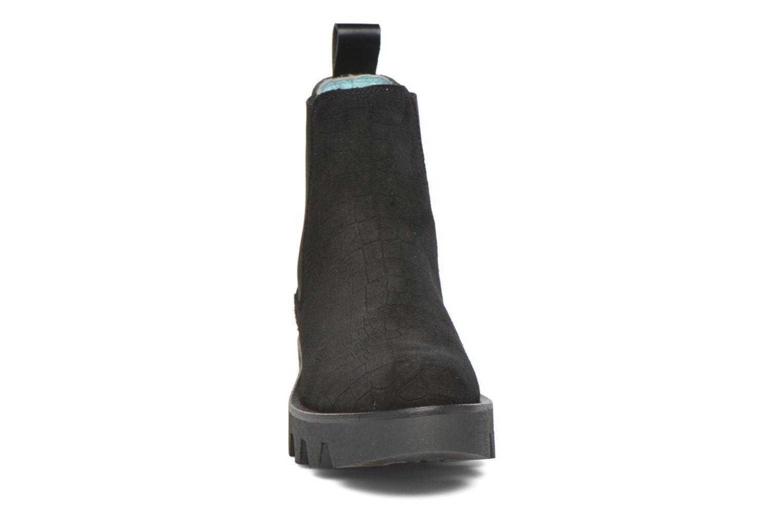 Bottines et boots Apologie Roger Noir vue portées chaussures