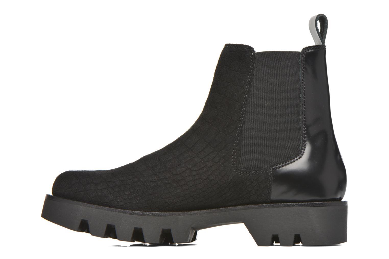 Bottines et boots Apologie Roger Noir vue face