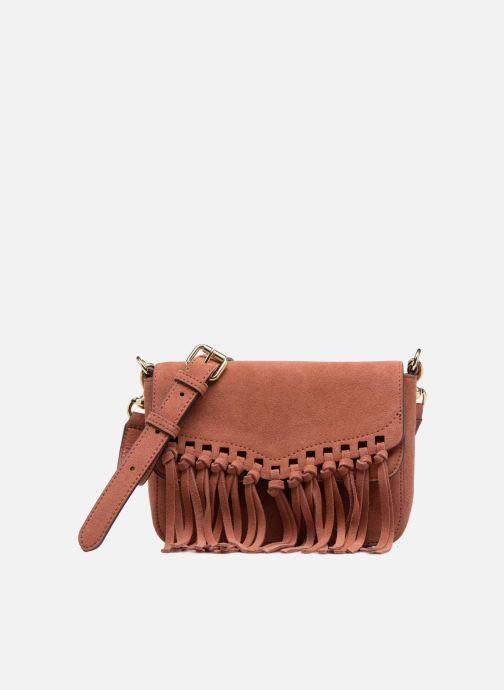 Bolsos de mano Rebecca Minkoff RAPTURE SMALL SHOULDER BAG Marrón vista de detalle / par